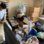 ケアハウス残置物撤去、残置物片付け、遺品整理、引っ越し